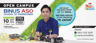 Pelantikan Head of Programs BINUS ASO SCHOOL OF ENGINEERING
