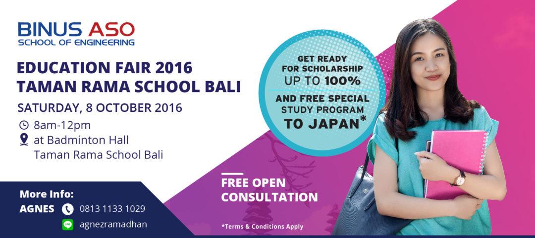 Education Fair 2016