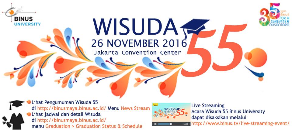 WISUDA 55