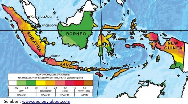 Climate Map Of Indonesia Prediksi Gempa Bumi be...
