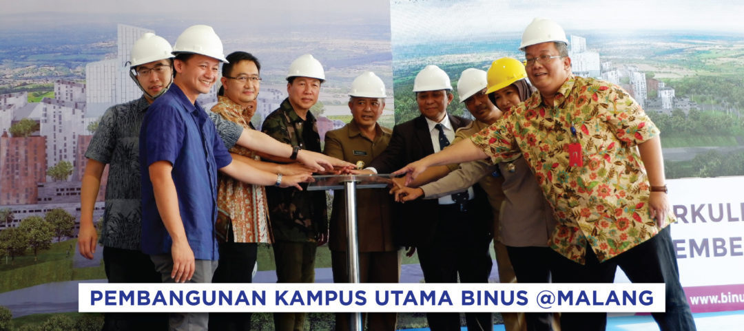 More Than 11,000 New Students Officially Become BINUSIANS