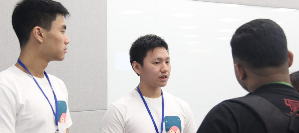 Six Students of BINUS INTERNATIONAL Were Challenged to Become World Class Developers