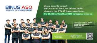 [Photo Gallery] BINUS ASO School of Engineering Compliment Study Tour to Japan