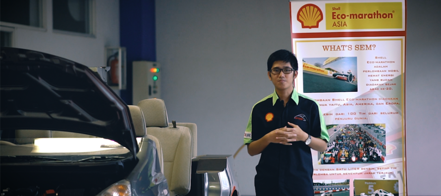 Take a Peek at the Ultra-energy-efficient Car Concept for the Shell Eco-marathon Asia 2019