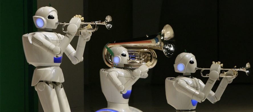 ARE Program and Consumer ROBOT - Entertainment