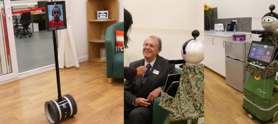 ARE Program and Consumer ROBOT - Assisted Living