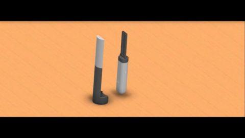 BOSS - Tabletop Vacuum Cleaner