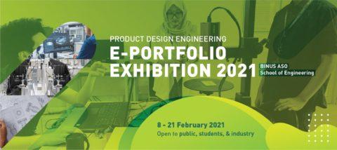 Menghadapi Era Baru dengan Ragam Inovasi di PDE E-Portfolio Exhibition 2021